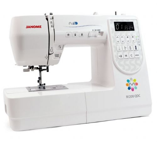 Janome M200 QDC Sewing Machine - Rebox